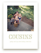 Floral Cousins