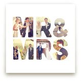 Mr and Mrs by Katie Zimpel