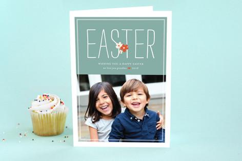 Spring Fling Easter Greeting Cards