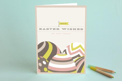 Alla Moda Easter Greeting Cards