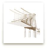 Brooklyn Bridge by Jody Wody