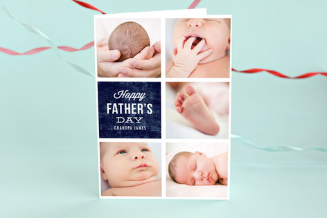 Picture Perfect Father's Day Greeting Cards