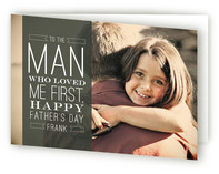 Man Who Loved Me First by Cait Trainor
