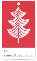 Printed Pines by Olivia Raufman