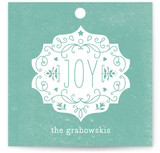 Festive Joy Gift Tags
