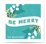 Be Merry Berries Gift Tags