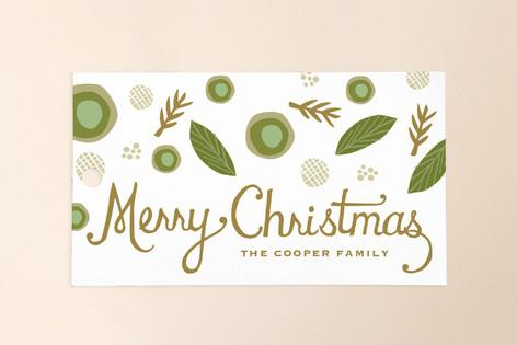 Classic Christmas Gift Tags