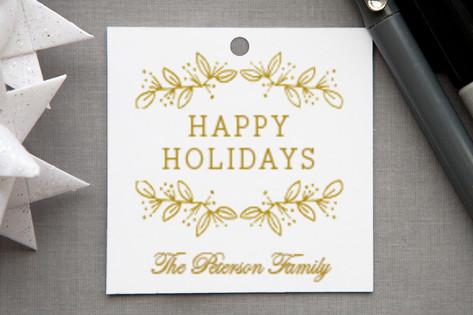 Joyful Season Gift Tags