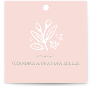 Petite Toile Gift Tags