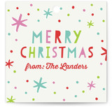 Holiday Cheers Gift Tags