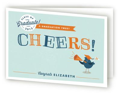 Graduation Tweet Graduation Greeting Cards