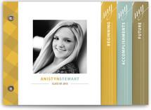 My Journey... Graduation Minibook™ Cards