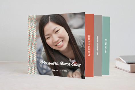 Twisted Tweed Graduation Minibook™ Cards