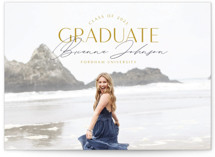 Signed Graduate Graduation Petite Cards