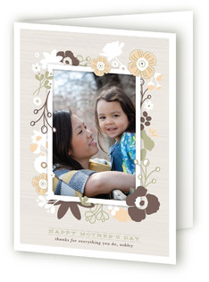 A Mother's Love Mother's Day Greeting Cards
