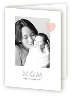 Mom Love Mother's Day Greeting Cards