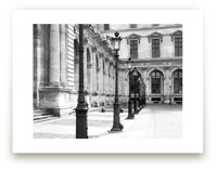 Parisian Lamp Posts