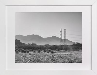 High Desert #5 Art Print