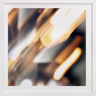 Spinning Lights No.1 Art Print