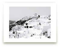 Whitewash Santorini