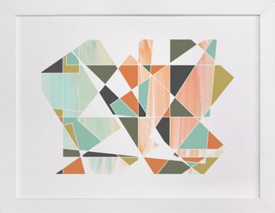Apertures No. 5 Art Print