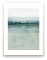 Cool Reflections by Karen Kardatzke