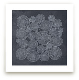concentric by Paper Dahlia