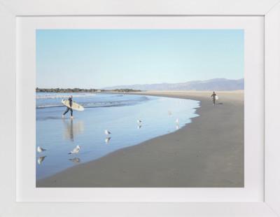 Venice Beach Morning Art Print