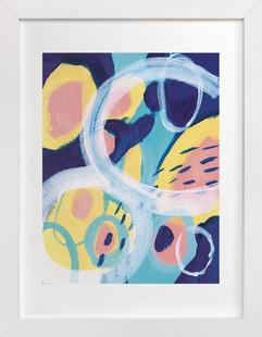 Rolling Art Print