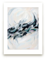 Swirling Reflection by Melanie Severin