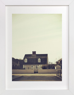 Village Cottage Art Print