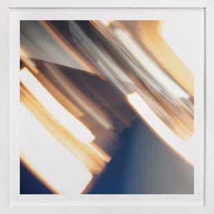 Spinning Lights No.2 Art Print