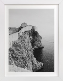 Croatian Walls Art Print