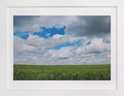 Fields of Grain Art Print