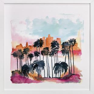Summertime Sunrise Art Print