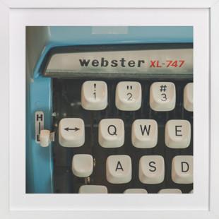 Webster Art Print