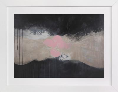 Cosmic Intervention Art Print