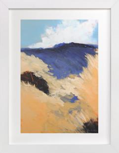 Mountain Pastures Art Print