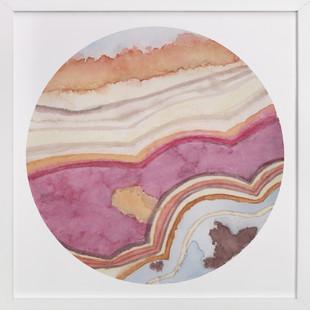 Mineral 02 Art Print