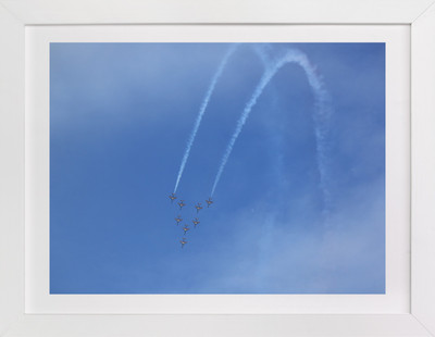 Patrouille de France Art Print