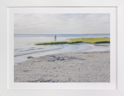 Across the Wetland Art Print