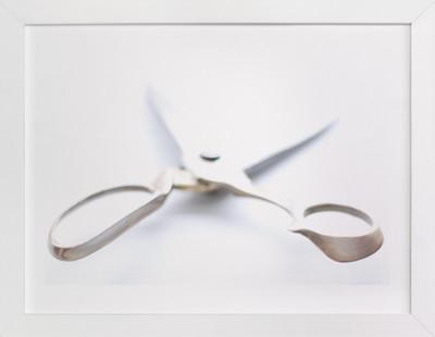Cut into Thin Air Art Print