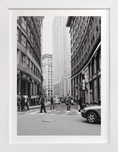 Downtown IV Art Print