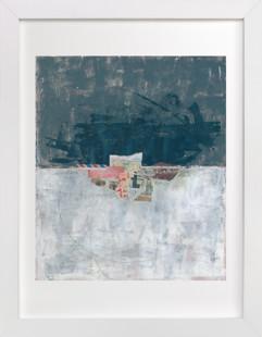 Paper Horizon Art Print