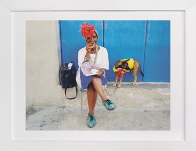 Carlotta Cuba Art Print