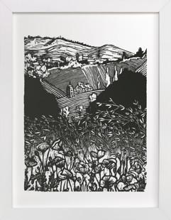 La Torre Art Print