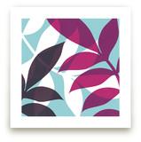Graphic Garden 1 by Ana Sharpe