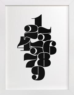Sum Total Art Print