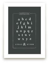 Font Fanatic by amanda cunningham
