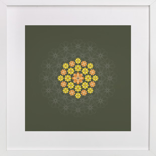 Bouquet of Sunshine Art Print